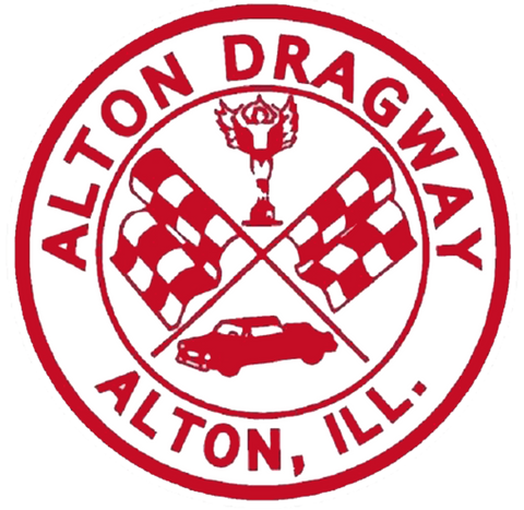 Sticker ALTON DRAGWAY