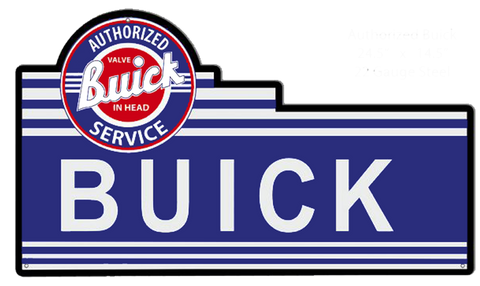 Sticker BUICK