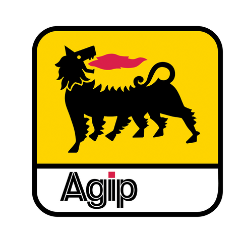 Sticker Agip