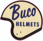 Sticker BUCO Helmets