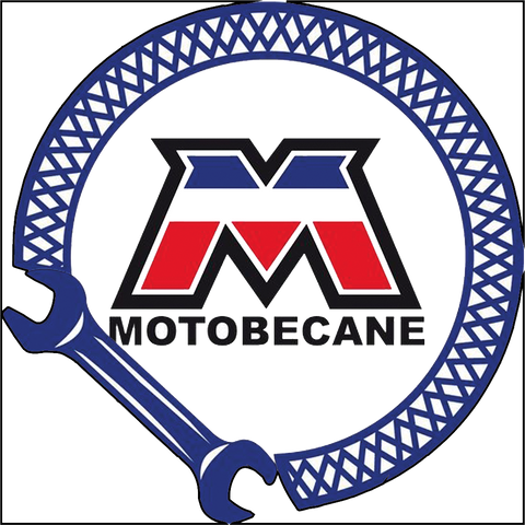 Sticker MOTOBECANE