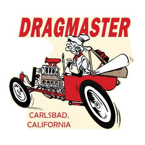 Sticker DRAGMASTER
