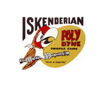 Sticker ISKENDERIAN