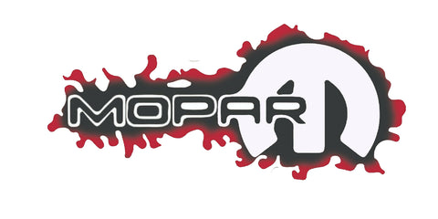 Sticker MOPAR
