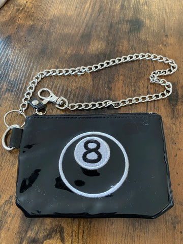 Porte Monnaie  8 Ball XL