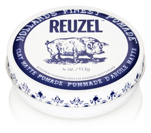 Reuzel Hollands Finest Pomade Clay