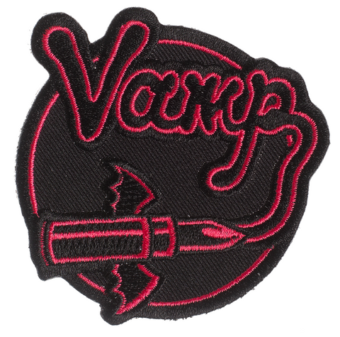 Patch VAMP LIPSTICK Sourpuss