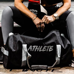 ATHLETE DUFFEL