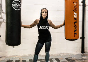 BOX HOODED TANK