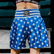 Load image into Gallery viewer, WONDER WOMAN FIGHT SHORTS