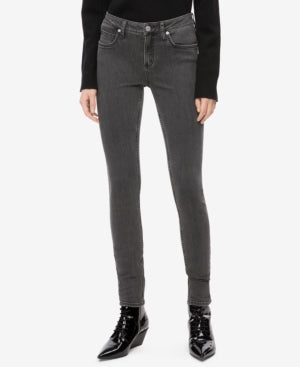 Calvin Klein Jeans Mid-Rise Super-Skinny Jeans, CKJ001 24 x 32