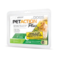 PetAction Plus Dog Insect Treatment 23-44lbs