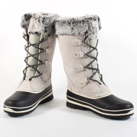 Khombu Emily Women's Winter Snow Boots (9) NIB size 9