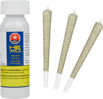 Hexo Pre Roll Product