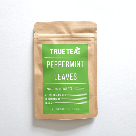 Peppermint Loose Leaf Tea Bags