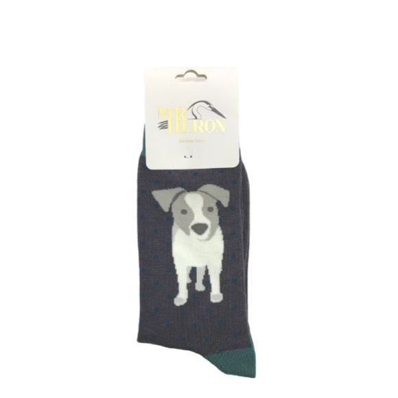 Jack Russell Mens' Socks