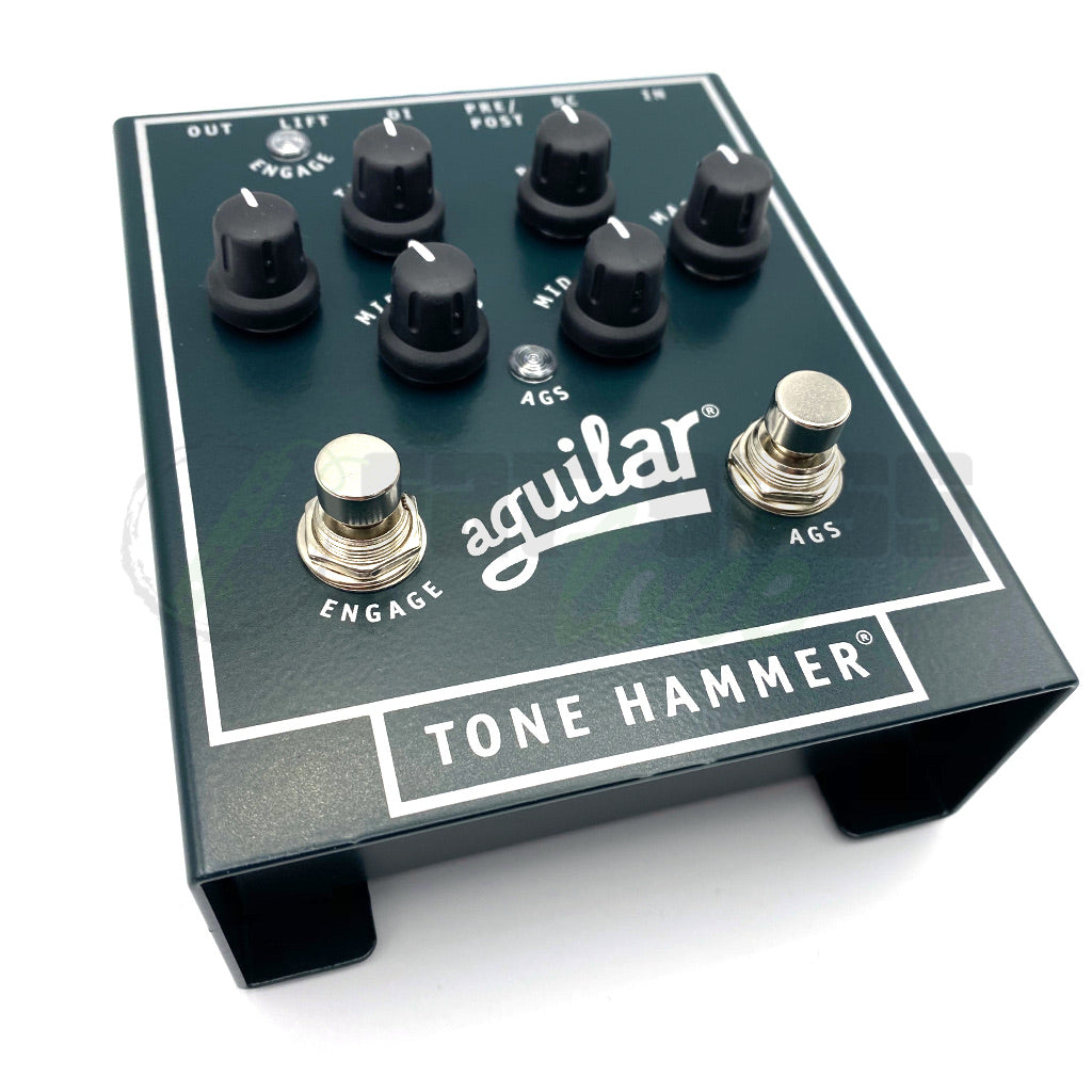 Aguilar Tone Hammer Preamp/DI Pedal for Bass Guitar