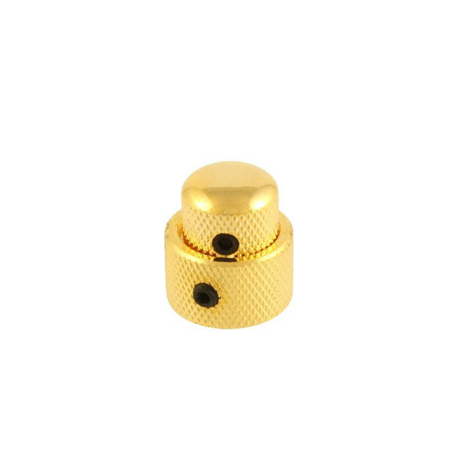 Concentric Metal Dome Gold for Bass Guitar