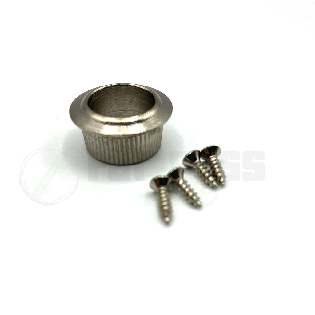 Bushing and Screws for Hipshot HB2 Vintage Tuner for Bass Guitar
