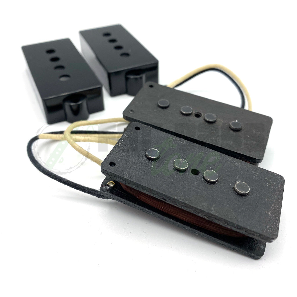 View of Front without Covers of Kloppmann PB63 4 String Precision Bass® Pickup