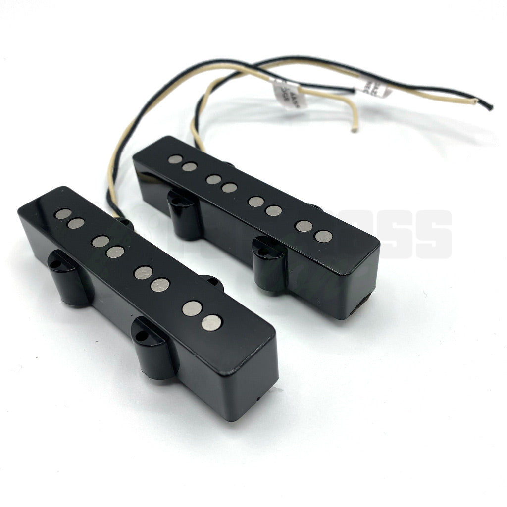 Fralin Jazz Bass® Pickups for Bass Guitar