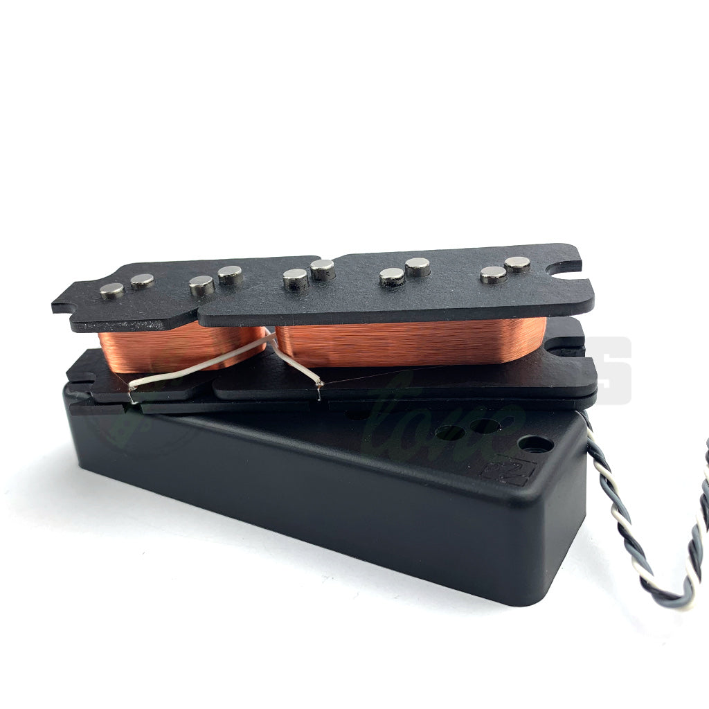 coil view of Nordstrand Big Split 5 String Bass Pickups