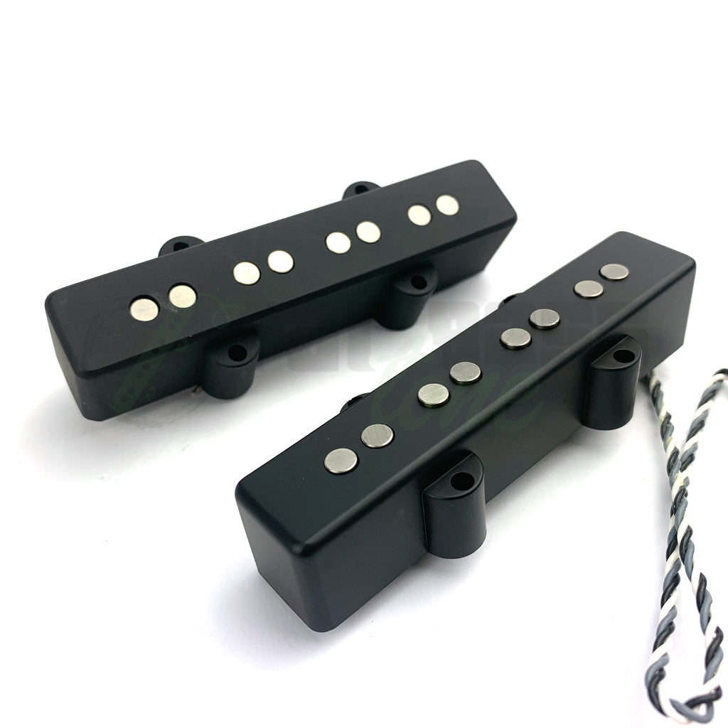front view of Nordstrand NJ4SV 4 String Jazz Split Coil Bass Pickups
