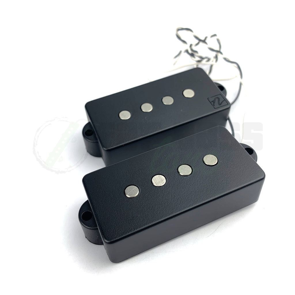 front view of Nordstrand NP4 4 String Precision Bass Pickup