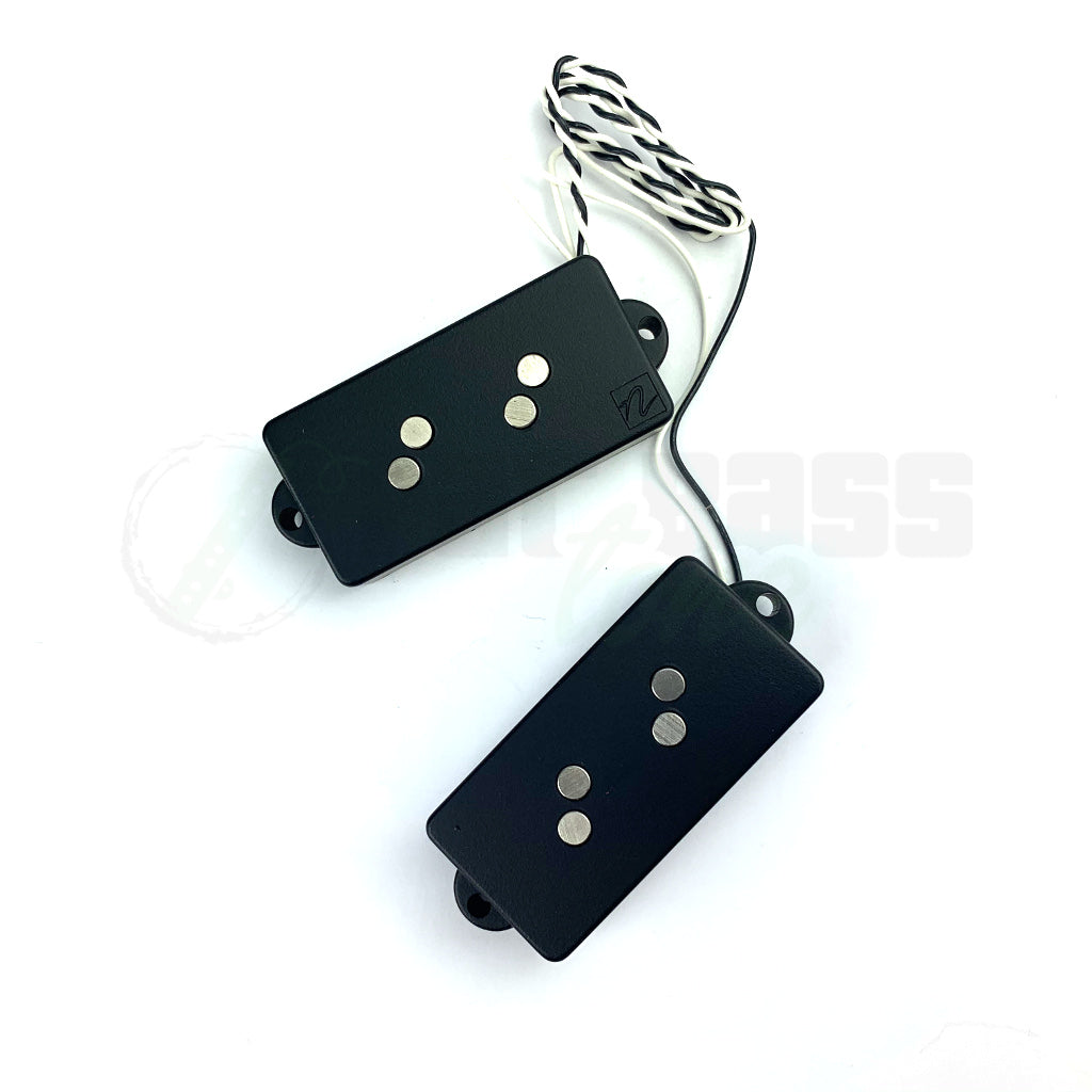 top  view of Nordstrand NP4a 4 String Bass Pickup