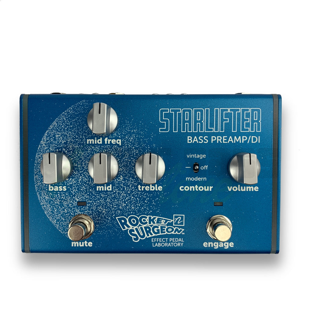 Top photo of Nordstrand Starlifter Bass Preamp/DI