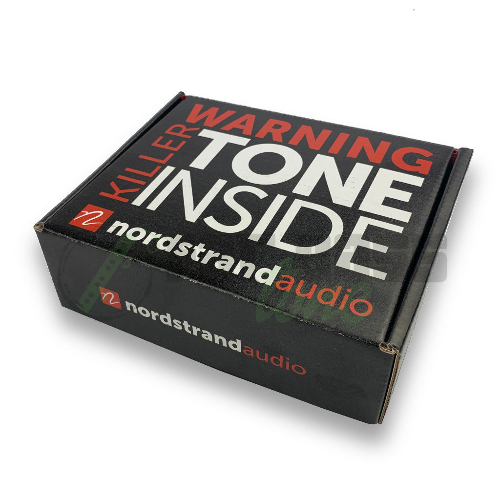 View of box for Nordstrand NPJ Blade Bass Pickups