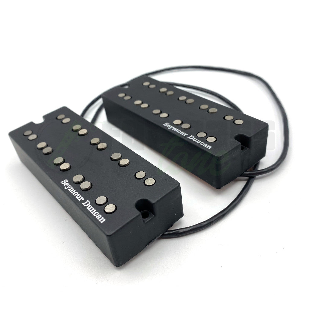 front view of Seymour Duncan NYC Bass™ 5 String Bass Pickups