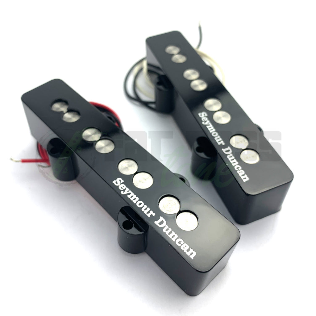 front view of Seymour Duncan SJB-3 Quarter Pound 4 String Jazz Bass® Pickups