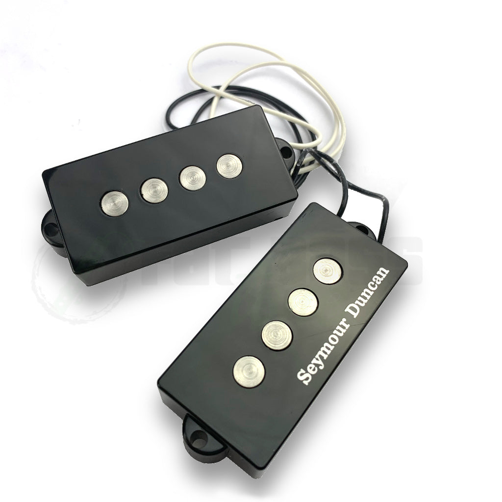 top view of Seymour Duncan SPB-3 Quarter Pound 4 String Precision Bass® Pickup