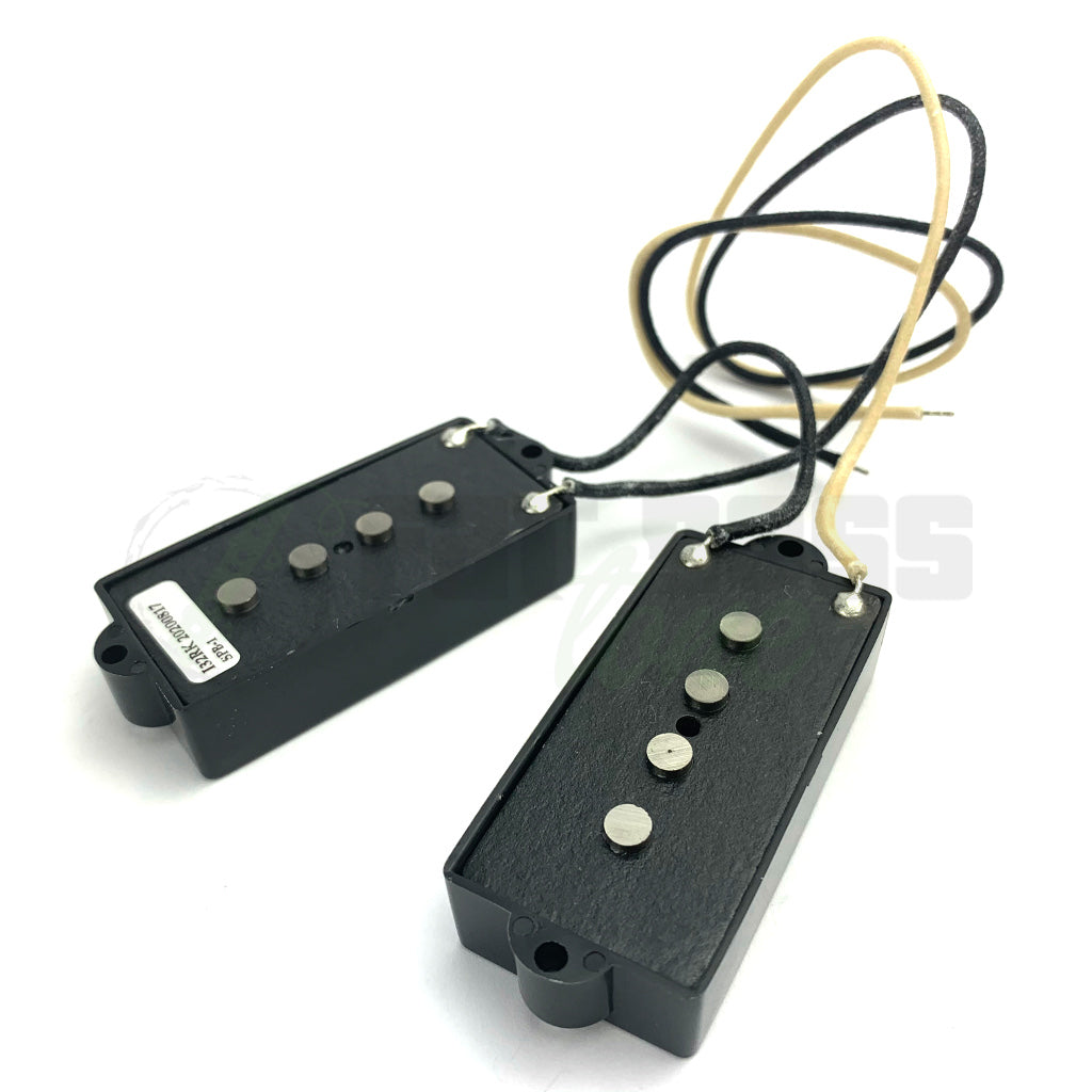back side view of Seymour Duncan SPB-1 Vintage 4 String Precision Bass® Pickup
