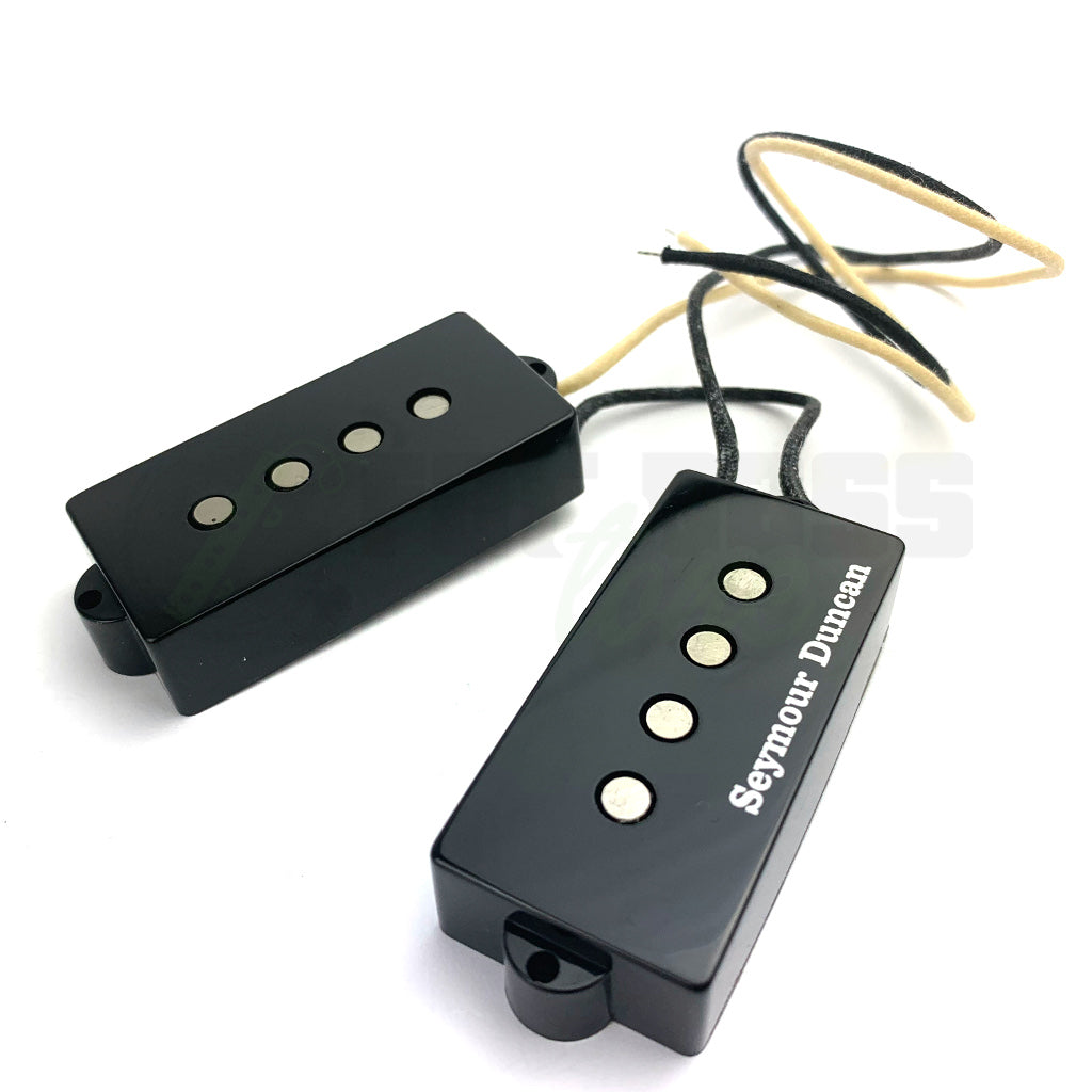 front view of Seymour Duncan SPB-1 Vintage 4 String Precision Bass® Pickup