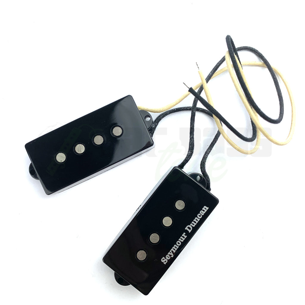 top view of Seymour Duncan SPB-1 Vintage 4 String Precision Bass® Pickup