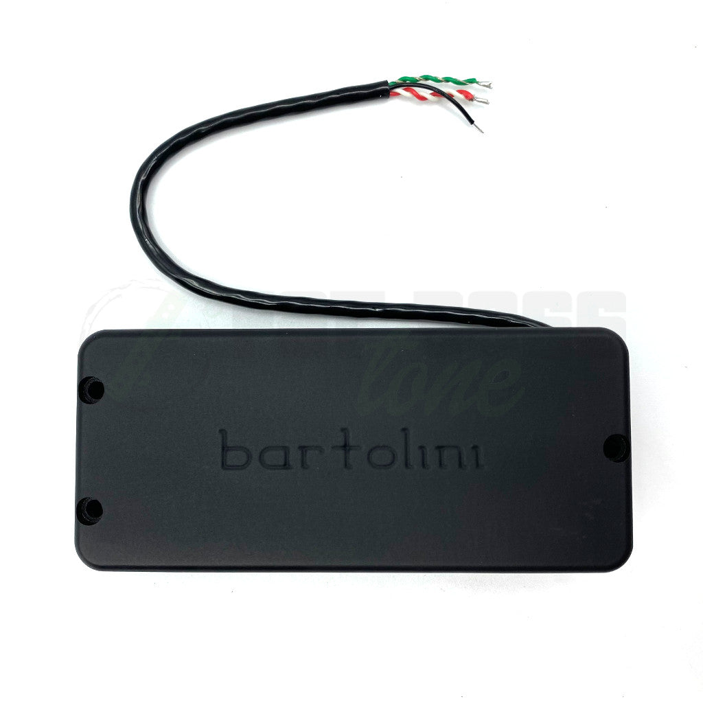 top view of Bartolini MV5CBC 5 String Classic Bass Dual Coil Music Man® Pickup