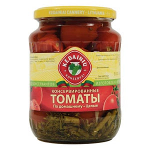 KEDAINIU Pickled Tomatos, 24oz / 680g