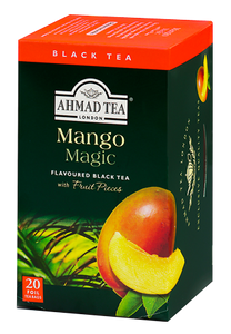 AHMAD Mango Magic Tea, 20 teabags