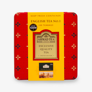 AHMAD TEA English Tea No.1, 100 teabags