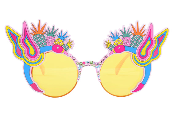 TROPICOOL RAINBOW BIRD RIMS - www.houseofspangled.com