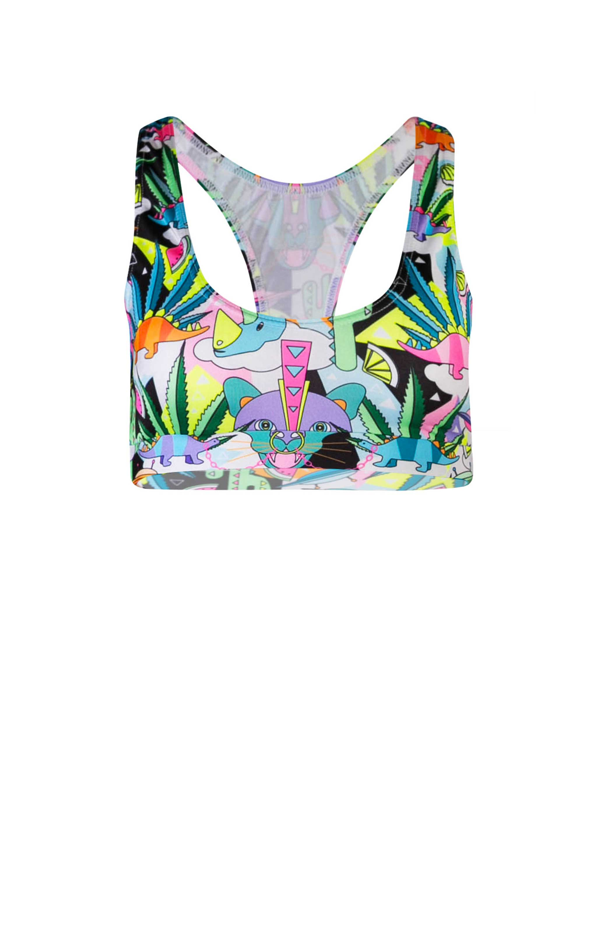 COSMIC CACTUS VEST TOP - www.houseofspangled.com