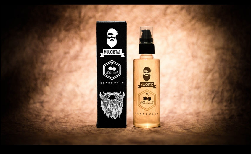 Muuchstac Cherish Beard Wash