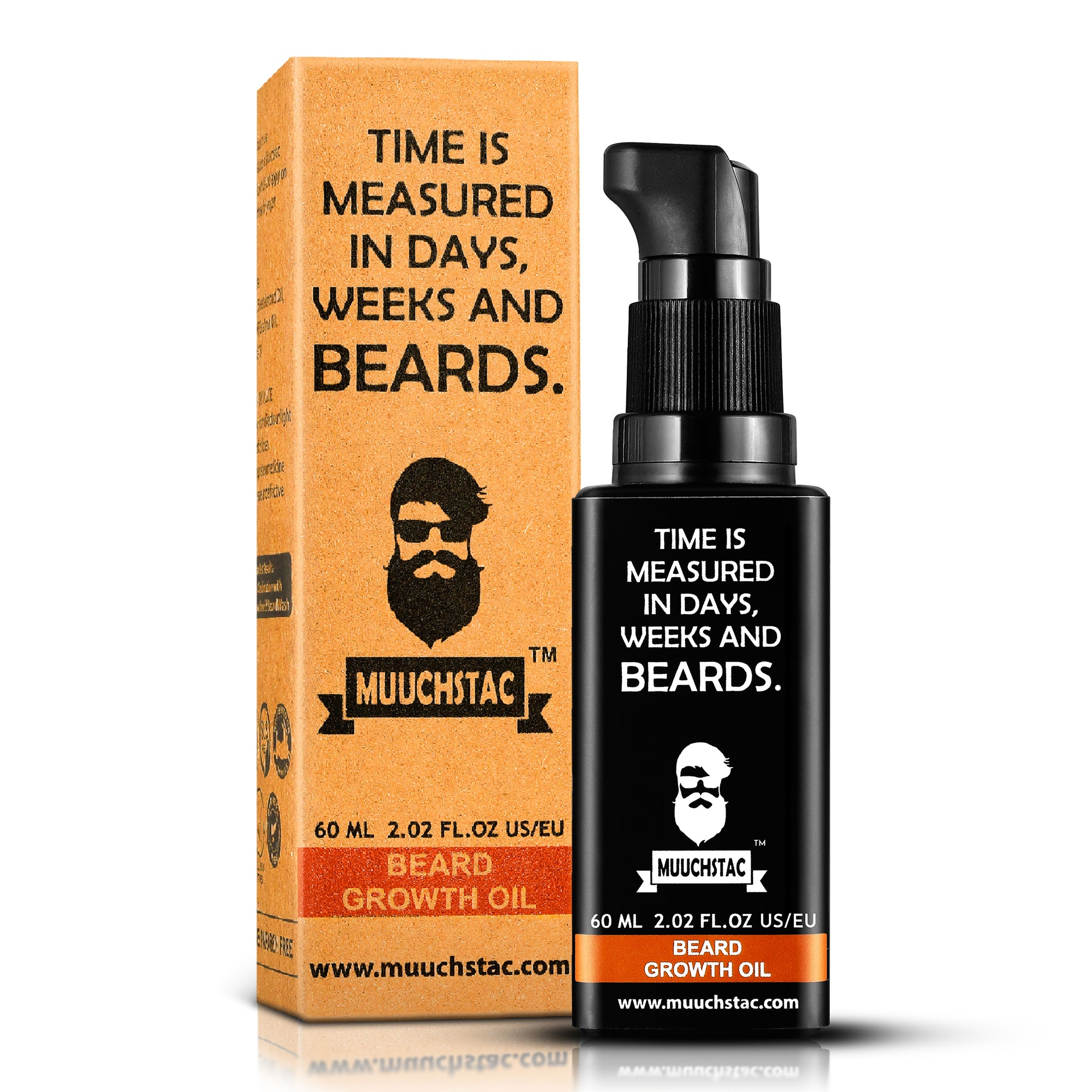 Best Beard Growth Oil - 100% Natural