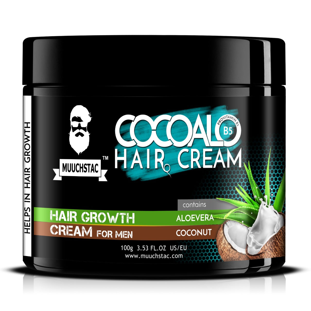 Muuchstac Cocoalo Hair Cream 100 g