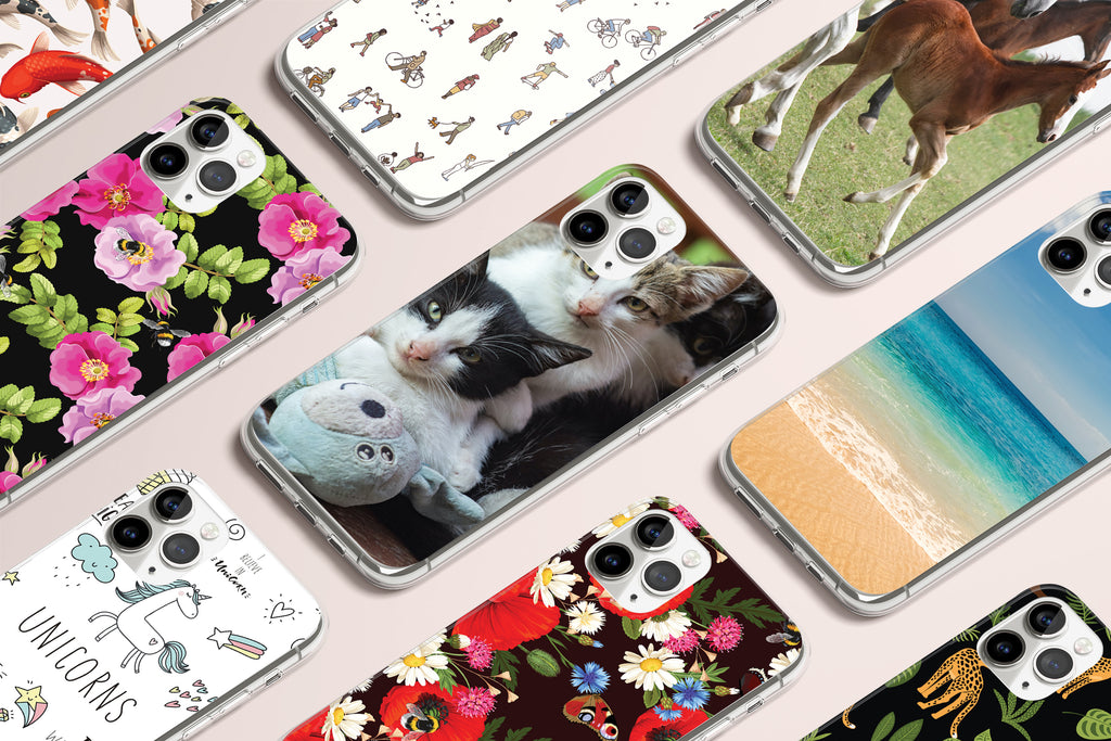 iPhone 11 Pro Max case with  Cozy Kittens design made by Life By Design Creations many designs view