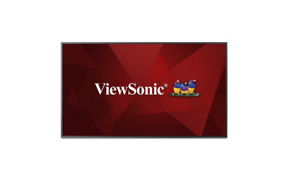 ViewSonic CDE6510 65'' 4K Ultra HD commercial display