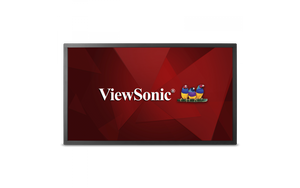 "ViewSonic CDM4300T 43"" Interactive flat panel display with integrated media player"