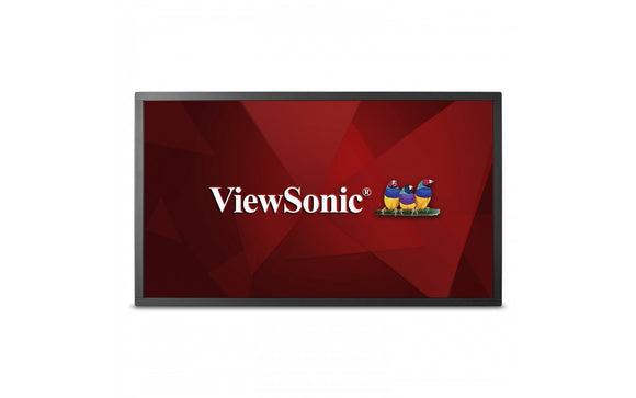 ViewSonic CDM5500T Interactive flat panel display with integrated media player